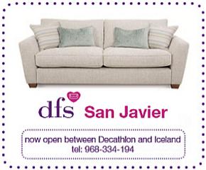 DFS Furniture Murcia Spain