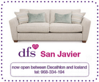 DFS Furniture Murcia Spain