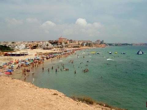 Beaches of Pilar de la Horadada, Alicante province