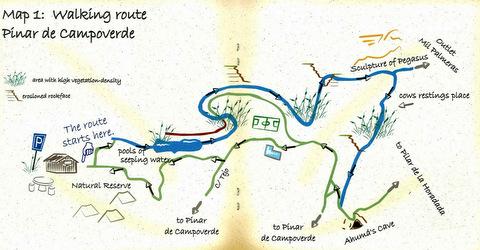 Suggested Walks in Pilar de la Horadada