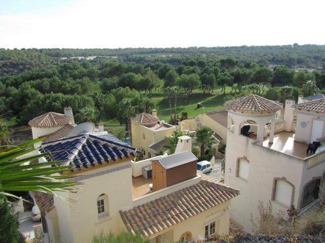 Residential area Las Ramblas Golf Course, Orihuela