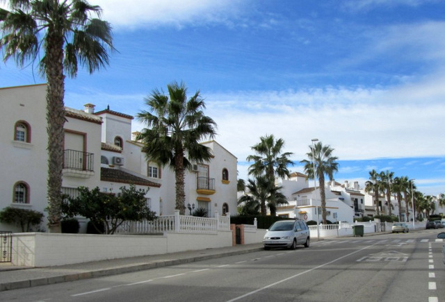 Residential areas Orihuela, Villamartín and nearby