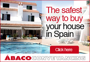 The cost of buying a house in Spain