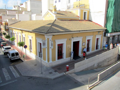 Tourist Information Office Guardamar del Segura
