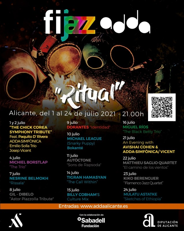 Fijazz festival returns to Alicante in July 2021