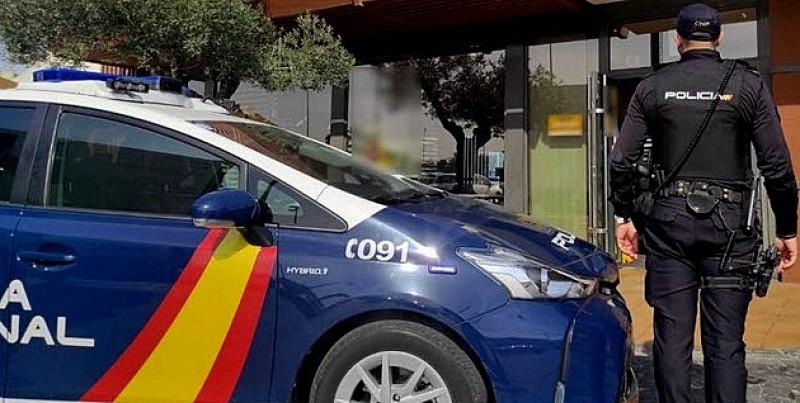 Police in Alfaz del Pi arrest Belgian fugitive wanted for an 18-million-euro scam