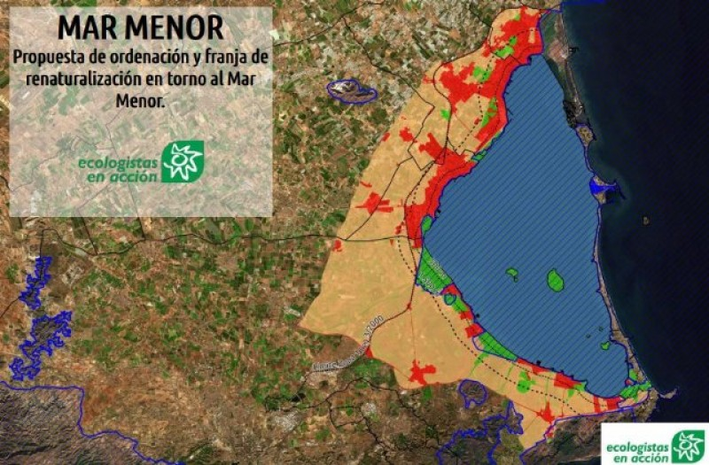 <span style='color:#780948'>ARCHIVED</span> - Ecologists propose creating a renaturalized strip around the Mar Menor of 15,000 hectares