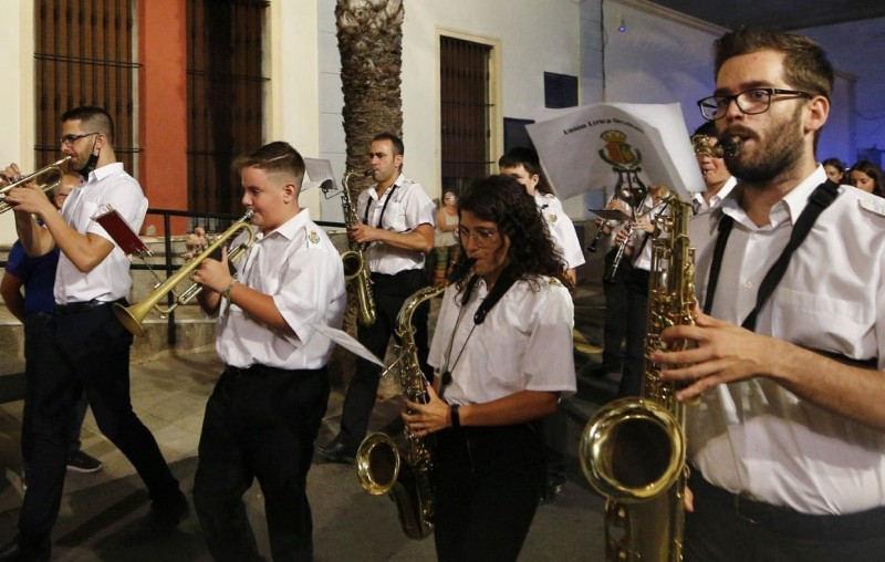 <span style='color:#780948'>ARCHIVED</span> - Virgen del Rosario Fiestas in Torrelamata September 28 to October 10