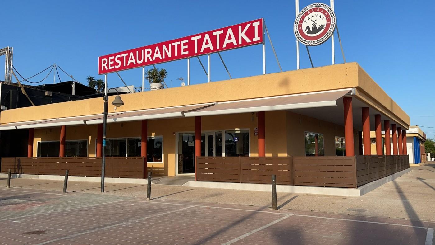 Tataki Restaurant European Food in Los Alcazares