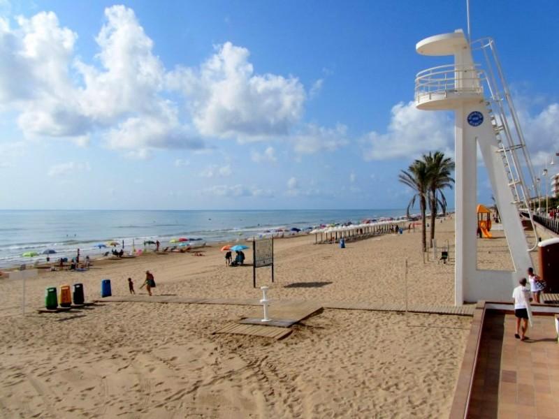 Playa Centro / Platja Centre, Guardamar del Segura