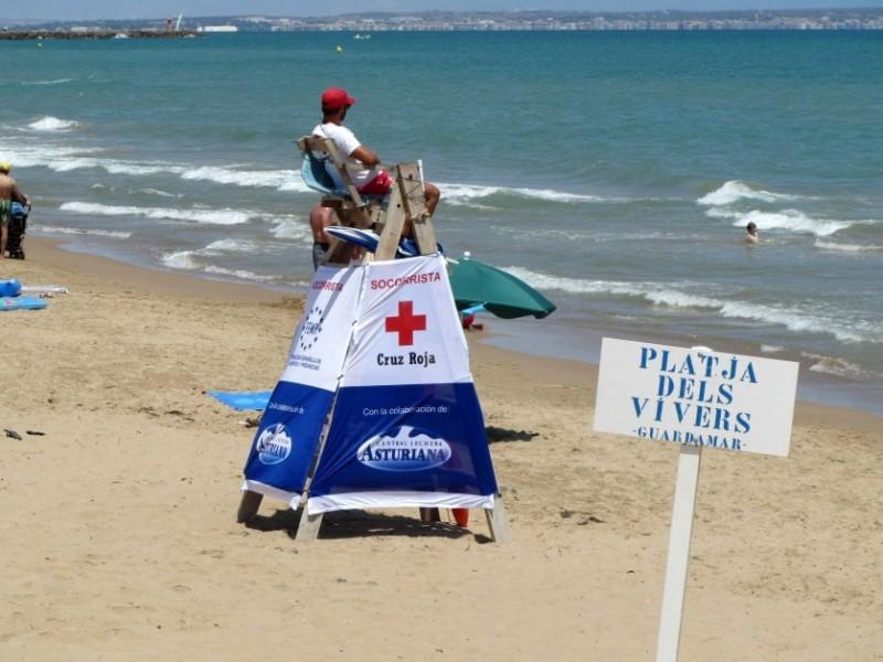 Playa de los Viveros / Platja dels Vivers, Guardamar del Segura