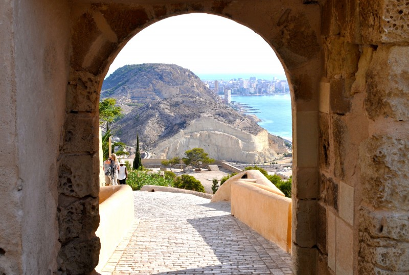 Morning out in Alicante Route 1: Castle of Santa Bárbara and Ereta Park