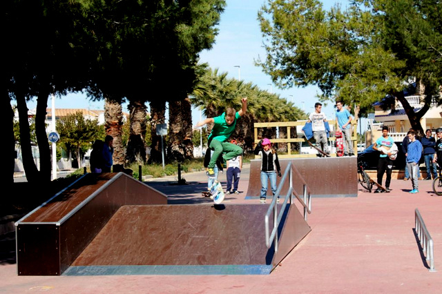 Skatepark Los Alcázares
