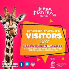 Terra Natura April  2021 visit day
